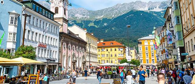 City tour Innsbruck
