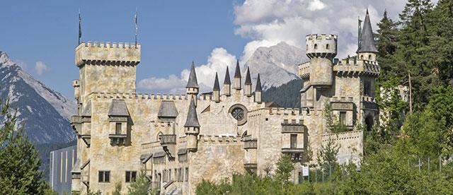 Schloss in Seefeld